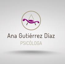 Imagen corporativa Psicóloga. Um projeto de Direção de arte de Laura Gutiérrez Díaz         - 31.12.2015