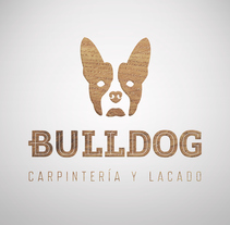 Logo carpintería. Um projeto de Direção de arte de Laura Gutiérrez Díaz         - 31.05.2015