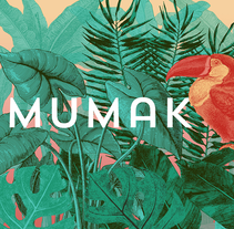 MUMAK. A Br, ing&Identit project by Belén Cosmea Boto  - Jul 31 2015 12:00 AM