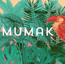 MUMAK. A Br, ing&Identit project by Belén Cosmea Boto         - 30.07.2015