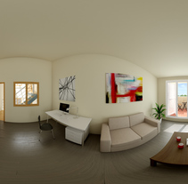 Ambientes 360º. Um projeto de 3D, Arquitetura de interiores e Design de interiores de Ivan S         - 08.01.2016