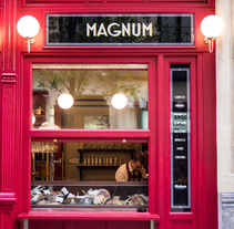Magnum Taberna. A Br, ing, Identit, Art Direction, and Design project by Vudumedia  - 01.13.2016