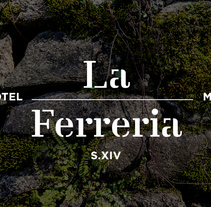 Hotel Mas La Ferreria. A Br, ing, Identit, Web Design, and Web Development project by Zoo Studio  - 14-01-2016