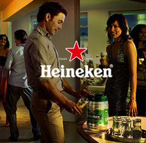 Heineken, descubre el Barril. Um projeto de Cinema, Vídeo e TV, UI / UX, Direção de arte, Br, ing e Identidade, Design interativo, Web design, Desenvolvimento Web e Vídeo de Jorge Dourado         - 19.10.2009