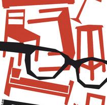 Erik Mat Interiorismo. Um projeto de Design gráfico de José Luis Cid         - 15.01.2016