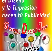 Diseños logos, carteles, tarjetas, vinilos, lonas, rotulación, etc.... Un proyecto de Diseño gráfico y Serigrafía de IVÁN MÁLAGA PEINADO - 20-01-2016