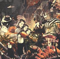 The Trip. Un proyecto de Collage, Dirección de arte, Diseño gráfico y Fotografía de Fran Rodríguez - Jueves, 21 de enero de 2016 00:00:00 +0100