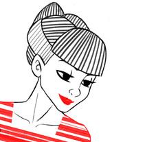 Red. Um projeto de Ilustração de Kris Ursachi         - 20.11.2015
