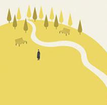DGT  La vía pública es un espacio para todos_Cartel. Un proyecto de Ilustración de Lidia Lobato LLO - 22-01-2016