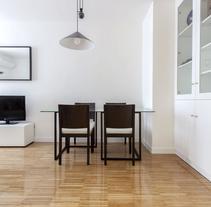 Reforma de apartamento en Madrid. Um projeto de Arquitetura de interiores de Trexa Aguado Ruiz - 25-01-2016
