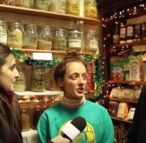 Almighty Foods interview | GoodThinkingTV. Un proyecto de Vídeo de Lídia Garcia Serra         - 27.12.2015