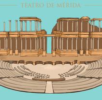 Emérita Augusta. A Animation&Illustration project by Miss Aoki  - Jan 27 2016 12:00 AM