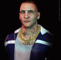 Russian Mafia. Um projeto de 3D e Design de personagens de gesiOH         - 27.01.2016