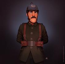 Zbrush Character. Um projeto de 3D e Design de personagens de gesiOH         - 27.01.2016