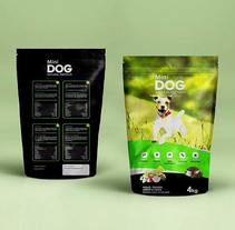 Diseño Packaging - Paskidog. A Graphic Design, Packaging, and Product Design project by Laura Ponce - 09-06-2015