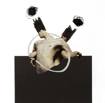 Collage - Bodies. A Art Direction, Fine Art, and Collage project by Laura Baena         - 28.01.2016