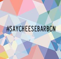 Cheese Bar Bcn. Um projeto de Publicidade, Br, ing e Identidade, Design gráfico e Marketing de Daniel Cáceres Álvarez - 10-04-2015