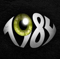 Grupo de Rock 1984. Un proyecto de Diseño gráfico de Víctor Ballester Granell - 10-02-2016