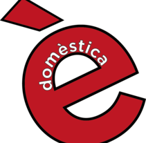 domèstica (mostra d'art itinerant i multidisciplinária, Gironda). A Graphic Design project by pierre d. la         - 11.06.2014