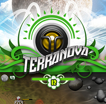 TERRANOVA Concept Art 2009. A Art Direction project by comics26 - 11-02-2016