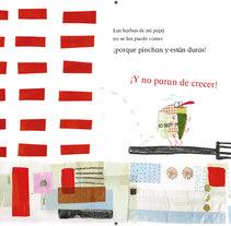 El piojo Saltarín. Un proyecto de Diseño editorial de Ana Cristina Martín  Alcrudo - 14-10-2015
