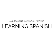 Learning Spanish. Um projeto de Ilustração e Design gráfico de Georgina Dominguez         - 29.11.2015
