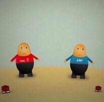 NO LES VOTES. Um projeto de Motion Graphics e Animação de Jose Joaquin Marcos         - 18.02.2016