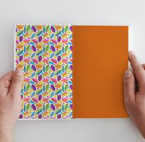 patterns. Un proyecto de Diseño editorial, Diseño gráfico e Ilustración de Natalia Peña - Viernes, 19 de febrero de 2016 00:00:00 +0100