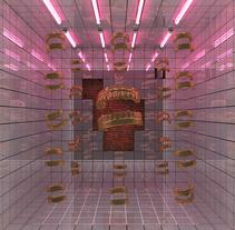 Animación 3D - Killing Me. Un proyecto de 3D, Animación, Diseño de personajes y Diseño gráfico de Daniel Castro Tirador         - 27.05.2014