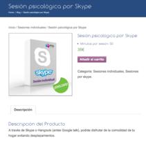 Ms Psicologos: Desarrollo de sistema de reservas online. Un proyecto de Desarrollo Web de Ignacio  Cruz Moreno - 27-02-2014