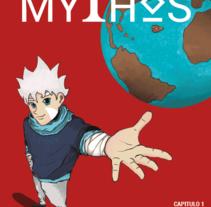 Mythos un cómic de We Are Comic. Un proyecto de Comic de Frank Random - 07-02-2016