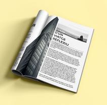 Diseño editorial. Un proyecto de Diseño editorial de Polak's Project - 06-03-2016