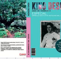 Revista Photoshop. Un proyecto de Diseño editorial y Diseño gráfico de Pablo Barbero Laguna         - 08.03.2016