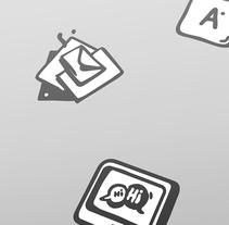 Icons 99d . Um projeto de Design de marc marín  - 10-03-2016