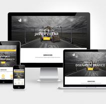 Estrenando pagina web rediseñada. A Design, Advertising, Photograph, Br, ing, Identit, Graphic Design, Information Architecture, Multimedia, Web Design, and Web Development project by Javi Villar         - 16.03.2016