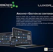 Anuncio para prensa sector tecnología. A Advertising, and Graphic Design project by Elena Garcinuño         - 22.09.2015