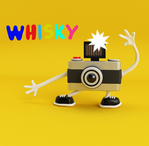 solo digan WHISKY !!!. Um projeto de 3D de jeffersonsalagar         - 02.05.2017