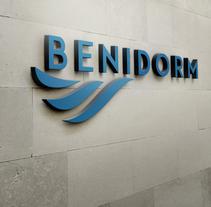 Identidad Corporativa - Benidorm. Un proyecto de Diseño, Br, ing e Identidad y Diseño gráfico de Jose Manuel  Nieto Sánchez - 14-01-2015
