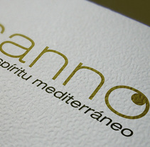 Sanno restaurant brand. A Br, ing&Identit project by Jose Ribelles         - 13.04.2016