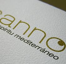Sanno restaurant brand. Um projeto de Br e ing e Identidade de Jose Ribelles         - 13.04.2016