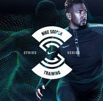 Nike Soccer Training. Un proyecto de Diseño, Motion Graphics, 3D, Br, ing e Identidad e Infografía de Carlos Vega Pérez         - 29.12.2016