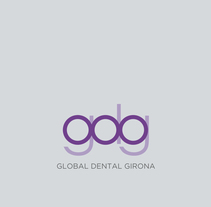 Global Dental Girona | folleto. A Design, Advertising, and Graphic Design project by Marc Hidalgo Borrell         - 18.04.2016