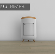 Bimba. A Design, 3D, Furniture Design, Interior Design, and Product Design project by Patricia Fesán - 05-05-2016