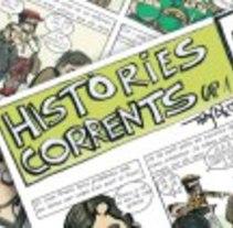Històries corrents (historieta). Um projeto de História em quadrinhos de Marc Tràfak         - 05.05.2008