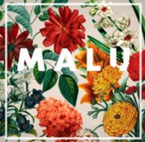 FRAGANCIA MALÚ. A Packaging project by Aaron Porlan Gese - Feb 05 2016 12:00 AM
