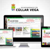 www.cullarvega.com. A Web Design, and Web Development project by Proyecto Digital - 09-05-2016