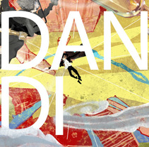 DANDI. A Illustration, Animation, and Fine Art project by vritis de la huerta         - 15.05.2016