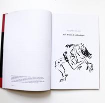 Georges Brassens: poemes i cançons. Versió i selecció per Amàlia Prat. A Illustration, and Editorial Design project by Jaume Ribalta Batalla - 29-05-2016