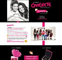 Web Promocional. Un proyecto de Diseño Web de Jose Antonio Rios         - 29.05.2016