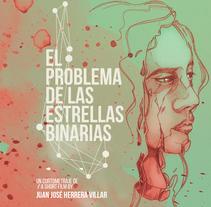 El problema de las estrellas binarias. A Design, Illustration, and Art Direction project by Noe Segovia         - 13.06.2016